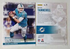 2016 Panini Black Friday Promotion RYAN TANNEHILL Dolphins/Texas A&M #5
