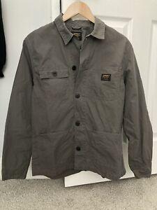 carhartt wip shirt jacket small