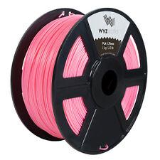Pink PLA 1.75mm WYZworks 3D Printer Premium Filament 1kg/2.2lb