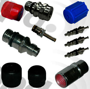 A/C System Valve Core and Cap Kit Global 1311423