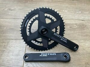 Rotor Aldhu 50/34t 3D+ Chainset 172.5mm & 24 mm Axle