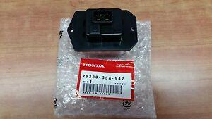New OEM Blower Motor Resistor Heater Fit For CRV Civic Honda Element