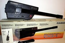 Rare Vintage CASIO DG-1 Digital Guitar NOS w/Box NEW Japan HTF