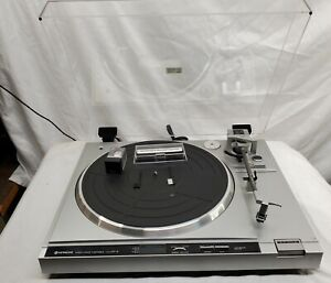 Hitachi - HT-2 - Direct Drive Turntable - Japan - Tested - Works - READ
