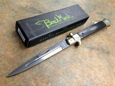 "BenchMark Big Giant Stiletto - Huge 10-3/4"" Heavy Duty Folding Knife NEW"