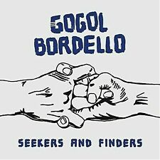 GOGOL BORDELLO SEEKERS AND FINDERS [LP] * NEW VINYL