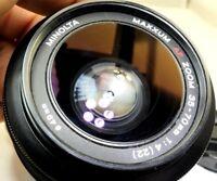Minolta 35-70mm f4 AF Lens Sony A mount constant f4.0 aperture zoom α37 α57 α67