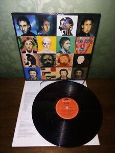 The Who - Face dances. LP; vinile 33 giri. Originale Polydor UK (1981) Ottimo !