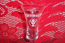 Jagermeister Shot Glass Bar Collection 2cl
