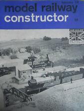 Model Railway Constructor 2 1968