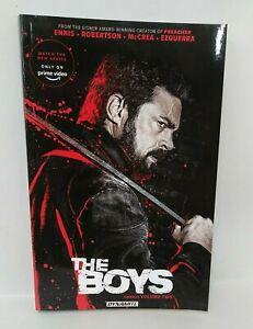 The Boys Omnibus Vol 2 (2019) TPB Amazon Prime Photo Cover Garth Ennis Dynamite