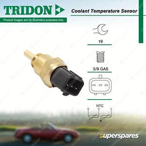 Tridon Coolant Temperature Sensor for Kia Optima Rio Rondo Sorento Soul Sportage
