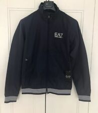 Armani EA7 Mens Lightweight Sailing Jacket Size XL (Navy)