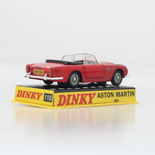 Dinky toys 110 Aston Martin DB5 Diecast RED NEW CAR MODEL COLLECTION 1/43 ATLAS
