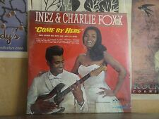 INEZ & CHARLIE FOXX, COME BY HERE - SEALED LP DM 7000 FUNK SOUL