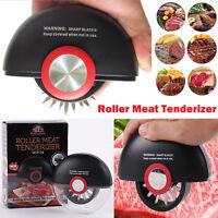 Stainless Steel Roller Meat/Beef/Chicken Steak Tenderizer Kitchen Blades Tools