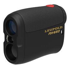 Leupold RX-650 Micro Laser Rangefinder 6X Magnifcation Black  120464