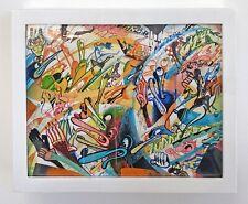 Rime MSK Original Artwork Ink & Gouache on Paper 2013 Graffiti & Street Art NYC