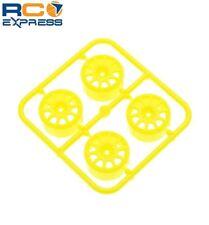 HPI Racing Method Rallycross Wheel Yellow Micro RS4 (4) HPI113089