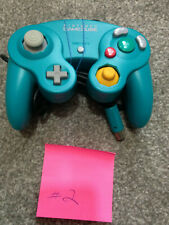 Official Nintendo Game cube Controller Game Pad EMERALD Pad #2