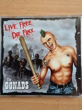Gonads : Live Free, Die Free CD Value Guaranteed from eBay's biggest seller!