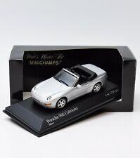 Minichamps 400062332 Porsche 968 Cabriolet Bj.1994 in silber, 1:43 , OVP, X801