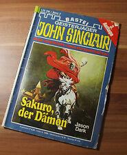 John Sinclair Geisterjäger Gruselromanheft Bastei 3. Auflage Band 5