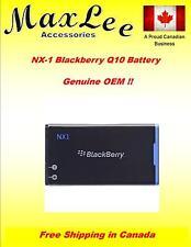 BlackBerry Q10 Cell Phone Battery NX1 N-X1