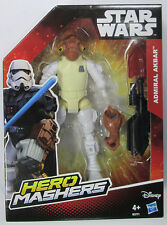 Star Wars Hero Mashers Admiral Akbar Action Figure HASBRO