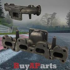 FOR Mazda Miata 1994-2005 MX5 DOHC 1.8L BOLT ON T3/T4 Cast Iron Turbo Manifold