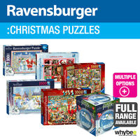 Ravensburger Christmas Collection Jigsaw Puzzles - 6 designs to choose from!