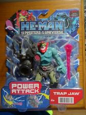 He-man and the Masters of the universe power attack Trap Jaw NETFLIX
