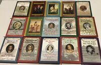 DEAR AMERICA ROYAL DIARIES SERIES LOT OF 5 CHILDREN'S CHAPTER BOOKS HARDCOVER