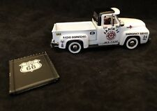 Matchbox Collectibles - Red Crown Emergency Service 1955 Ford  Santa Fe