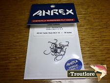 18 x AHREX NS182 #12 NORDIC SALT TRAILER HOOKS NEW FLY TYING MATERIALS