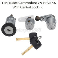 Ignition Barrel Door  & 2 Keys For Holden Commodore VN VP VR VS Central  +