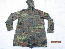 BW spotted camo parka ,Bundeswehr ,size 14, 185-195/105 dated 1991