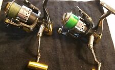 Penn captiva spinning reels CV6000 and CV5000