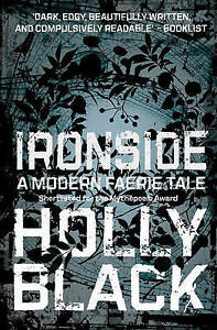 Ironside by Holly Black (Paperback) NEW BOOK