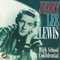 Jerry Lee Lewis - High School Confidential (NEW 2 VINYL LP)