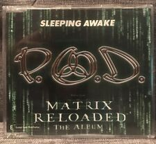 P.O.D- Sleeping Awake CD VGC Disc Mint FAST FREE POST