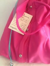NEW WITH TAGS BAGGALLINI MAGENTA TEMPO TOTE