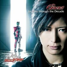 GACKT-JOURNEY THROUGH THE DECADE-JAPAN CD C15
