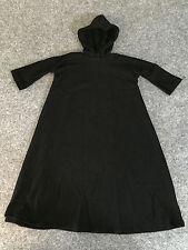 FT128 DOLLSFIGURE 1/6 Clothing- Black Cotton Cloak for HOT TOYS Body