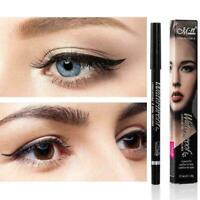 Waterproof Black Liquid Eyeliner Pencil Big Eyes Makeup Li Long-lasting W6E Y4F7