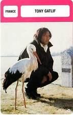 FICHE CINEMA :  TONY GATLIF -  France (Biographie/Filmographie)