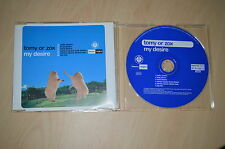 Tomy or Zox - My desire. Remixes. 6 track. CD-Maxi (CP1709)