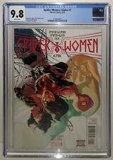 SPIDER WOMEN ALPHA #1 Reg PUTRI Cvr CGC 9.8🔥Spider-Woman Silk Spider-Gwen 2I3I4