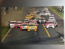 2004 Australian V8 Supercar Race Car Print Picture Poster RARE Awesome L@@K