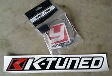 K-Tuned Billet Oil Dipstick Dip Stick Black K-Series K20 RSX Civic Si Integra